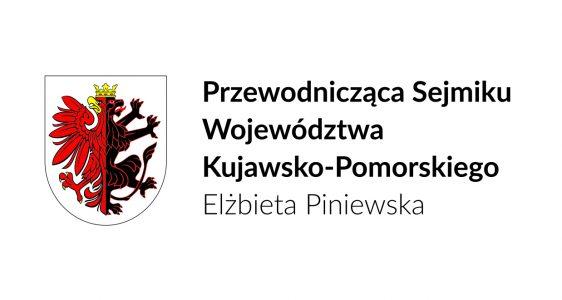 Przewodnicząca Sejmiku Województwa Kujawsko-Pomorskiego Elżbieta Piniewska